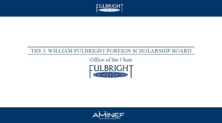Aminef Foreign Scholarshipboard