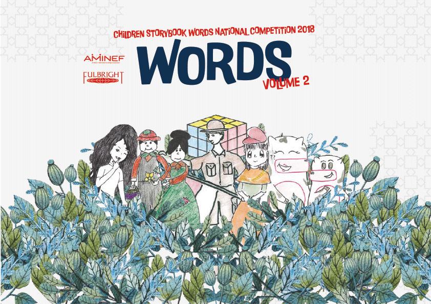 2018 WORDS Storybook Volume 2