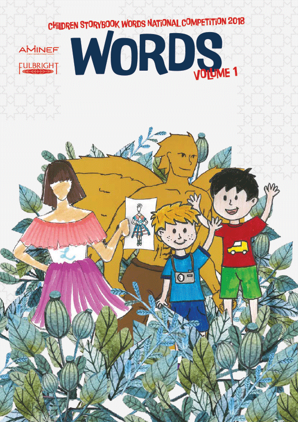 2018 WORDS Storybook Volume 1