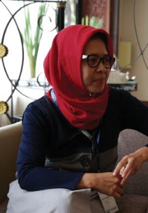 Dr. Syafaatun Almirzanah