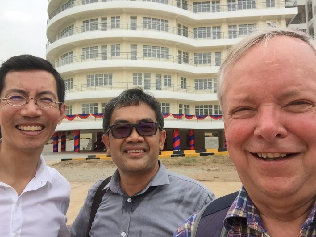 Chris Silver in Phnom Penh (2)