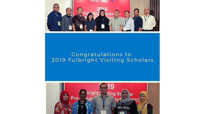 Fulbright Visiting Scholars