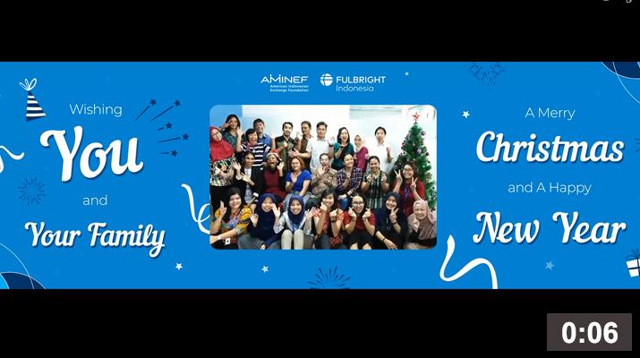 Happy Holiday from Aminef