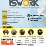 ISWORK Makassar Poster