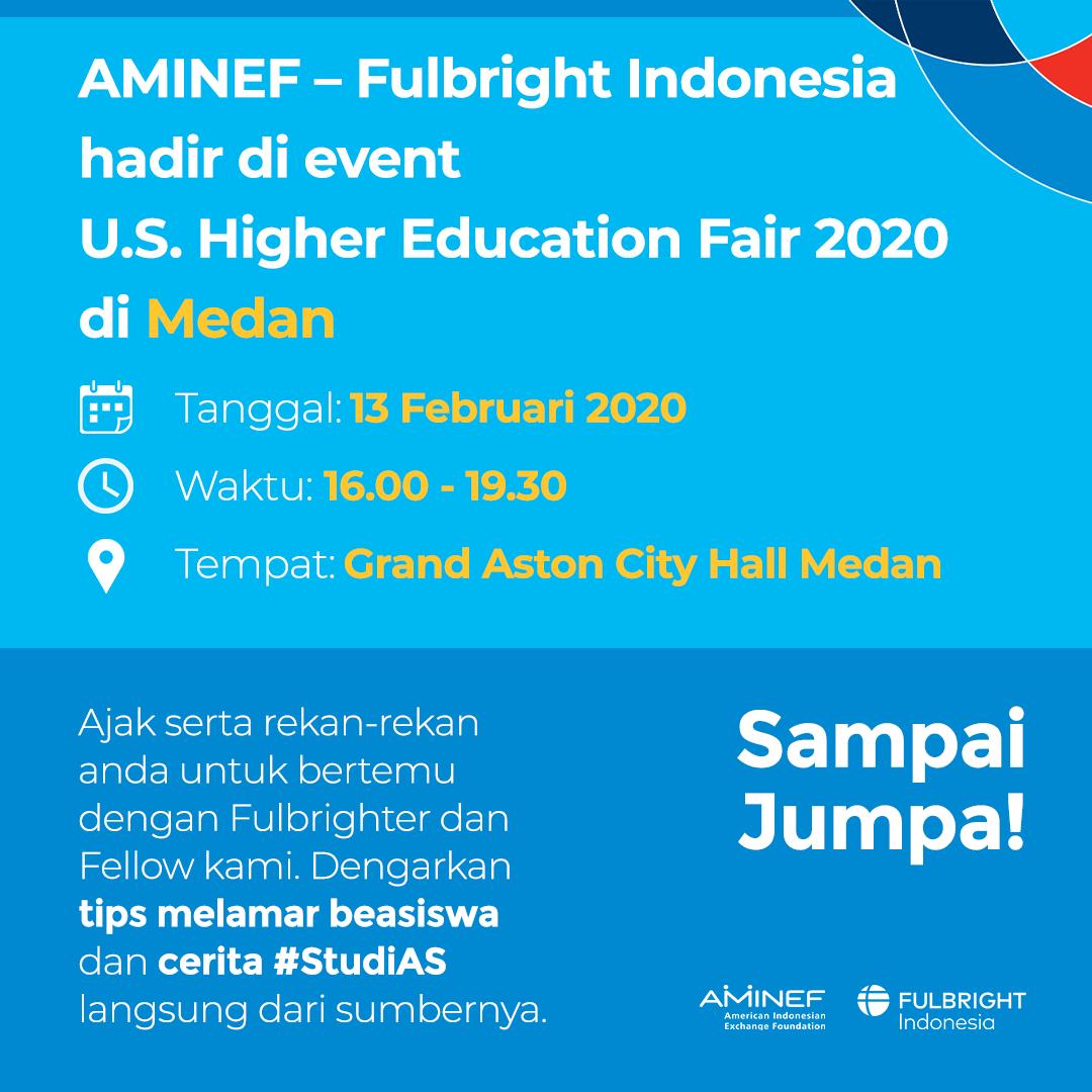 EduUSA Fair Medan