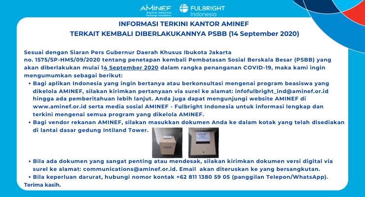 Website PSBB September