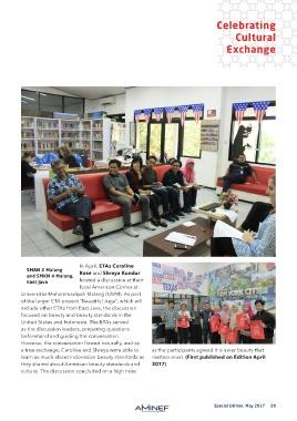 Page 29 Aminef Special Edition Web Version